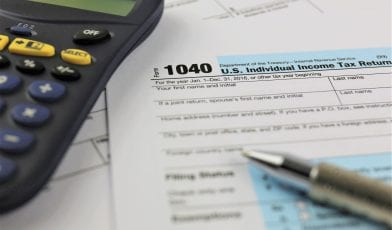 What happens when I owe the IRS after tax day
