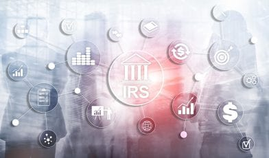 Scary actions the IRS can take include tax liens, wage garnishment and property seizure